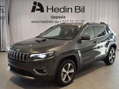 begagnad Jeep Cherokee LIMITED 2.2 DIESEL AWD 9AT 195HP
