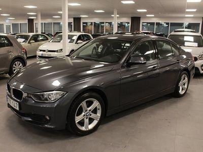 begagnad BMW 320 d Sedan Steptronic (184hk)