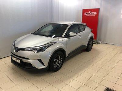 begagnad Toyota C-HR 1,8 ELHYBRID ACTIVE Motorvärmare o kupeuttag,Vinterhjul Alu