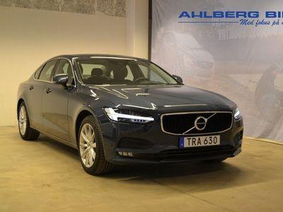 begagnad Volvo S90 T5 II Business Advanced Garanti 24 månader (Klimatpaket On call, Dragkrok halvautomatisk, Baklucka elmanövrerad)