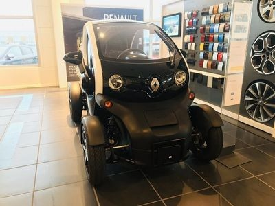 gebraucht Renault Twizy Intens 80 A Svart m.batteri