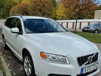 begagnad Volvo V70 D3 Geartronic Kinetic