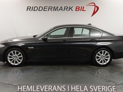 begagnad BMW 520 d xDrive Sedan, F10 (190hk)