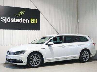 begagnad VW Passat 2.0 TDI 4M R-Line Executiv InfoDispl 190hk
