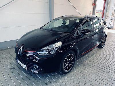 begagnad Renault Clio TCe SportsTourer 90 Hk