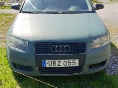 begagnad Audi A3 1.6 Attraction