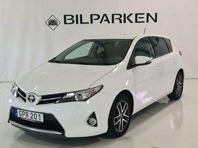 begagnad Toyota Auris 1.6 132hk