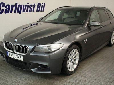 begagnad BMW 535 D TOURING XDRIVE 313HK 4x4 M-Sport Nav -16