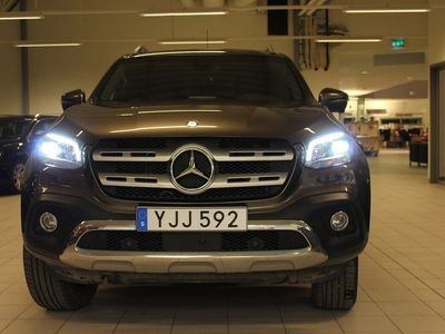 begagnad Mercedes 250 X-Classlåg skatt