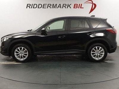 begagnad Mazda CX-5 2.2 AWD Eu6 Nyservad Navi Drag