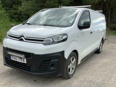 begagnad Citroën Jumpy III 2.0 BlueHDI Skåp L3