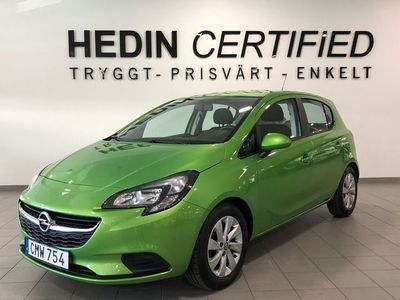 begagnad Opel Corsa ENJOY 5-dörrar 1.4 Manuell 90hk