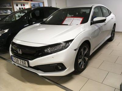 begagnad Honda Civic 4D 1,5 ELEGANCE NAVI AUTOMAT BENSIN