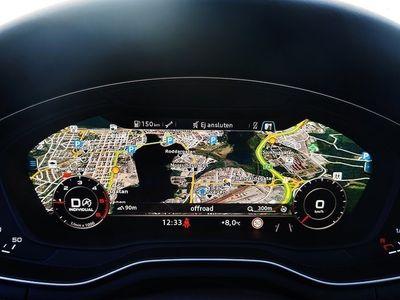 used Audi A4 Allroad Q. Panorama Cockpit Värmare N -17