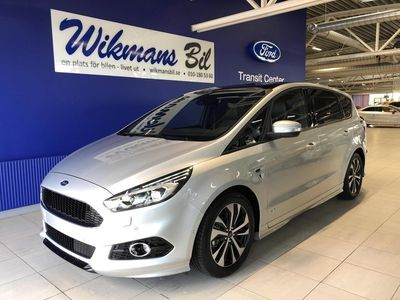 begagnad Ford S-MAX ST-Line 2.0 EcoBlue AWD Aut Euro 6 7-sits 190hk