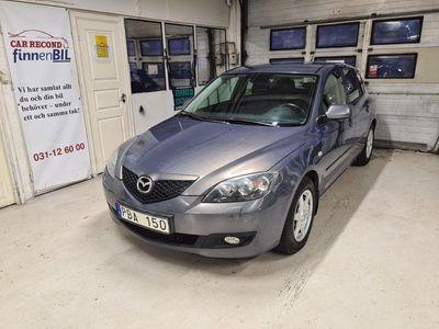 begagnad Mazda 3 Sport 1.6 AC Drag Besiktad