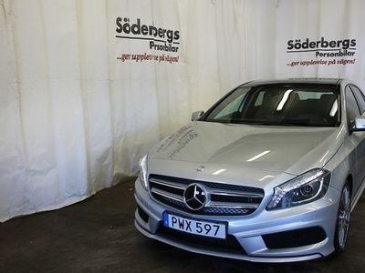 begagnad Mercedes A220 A BenzCDI 4M 4MATIC Backkamera Park.värmare 2015, Halvkombi Pris 189 000 kr