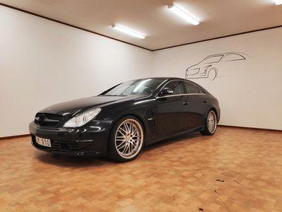 begagnad Mercedes CLS320 CDI (Lorinser)