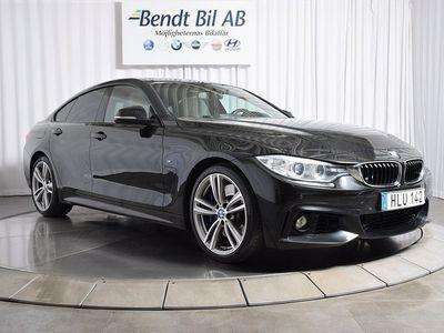begagnad BMW 435 Gran Coupé i M Sport H/K