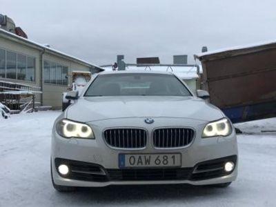 begagnad BMW 520 d xDrive I navi I Aut -14
