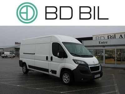 begagnad Peugeot Boxer Van 3.0 HDi L3H2 DRAG D-VÄRM RÄNTA 2016, Transportbil 144 900 kr
