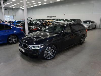begagnad BMW 530 D xDrive M-Sport Värmare Navi Drag