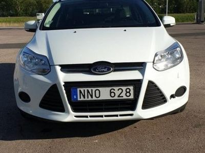 begagnad Ford Focus 1.6 TDCi ECOnetic Kombi