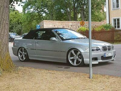 begagnad BMW 323 Cabriolet