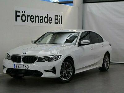begagnad BMW 320 d xDrive Sedan Model Sport Drag 2020, Sedan Pris 364 000 kr