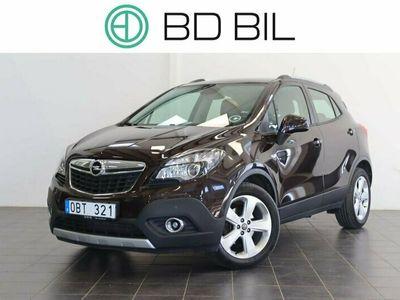 begagnad Opel Mokka 1.4 Turbo ecoFLEX 4x4 PDC DRAG VÄLSERVAD 2014, SUV Pris 111 900 kr