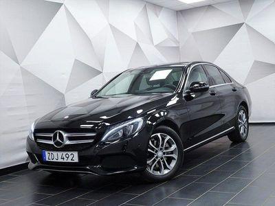 begagnad Mercedes C220 d 4MATIC 9G-Tronic Comfor