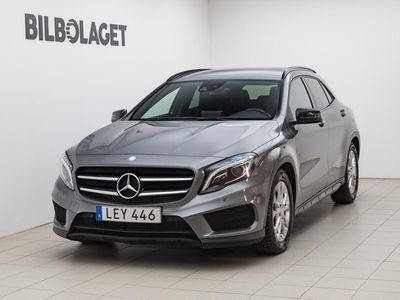 begagnad Mercedes GLA220 CLAD