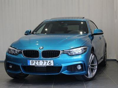 begagnad BMW 430 Gran Coupé iA xDrive M-Sport, Innovation Edition -19