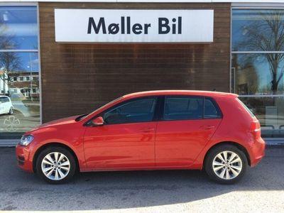 begagnad VW Golf TSI 110 App-Connect V-hjul
