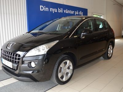 gebraucht Peugeot 3008 1,6 Turbo komfpkt