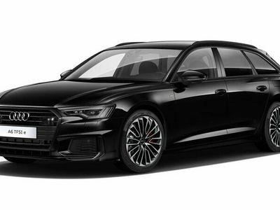 begagnad Audi A6 TFSI e quattro