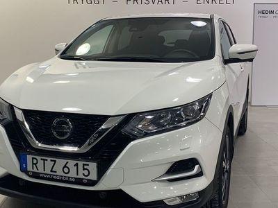 begagnad Nissan Qashqai DIG-T 160 N-CONNECTA