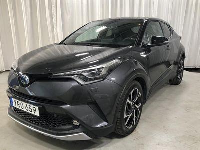 begagnad Toyota C-HR 1.8 HSD (122hk)