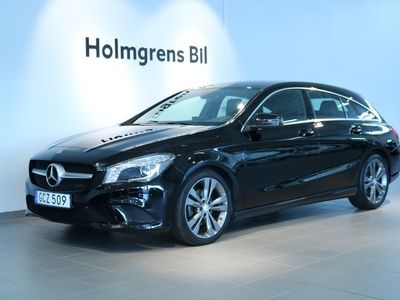 begagnad Mercedes CLA200 Aut, SB, Business Edition, Drag