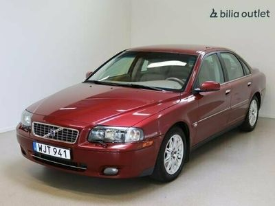 begagnad Volvo S80 2.4 Business++