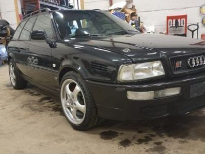 begagnad Audi S2 avant (rs2) nybesiktad -93