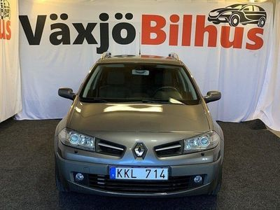 begagnad Renault Mégane 1.9dCi * AUTO* NY BES 7800 MIL
