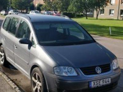 begagnad VW Touran -04