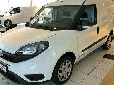 begagnad Fiat Doblò L1H1 CNG 1.4 T-JET Natural Power 2019, Transportbil Pris 187 375 kr