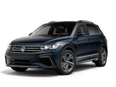 begagnad VW Tiguan R-LINE TDI 4MOTION 2020, SUV 476 400 kr