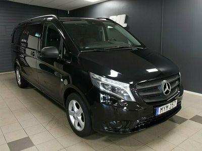 begagnad Mercedes Vito 119 d 4MATIC 7G-Tronic Ex Lång 6 190hk