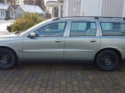 begagnad Volvo V70 2.4 Business 140 hk