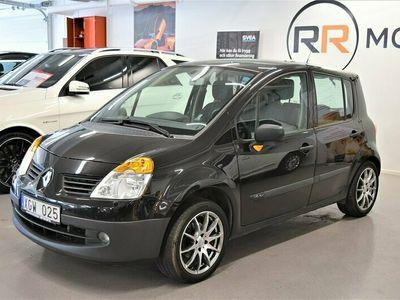 begagnad Renault Modus 1,4 98HK
