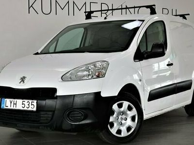begagnad Peugeot Partner Skåpbil 1.6 HDi Automat 2013, Transportbil Pris 49 900 kr