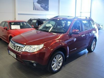 begagnad Subaru Forester 2.0 XE 4WD Automat 150hk